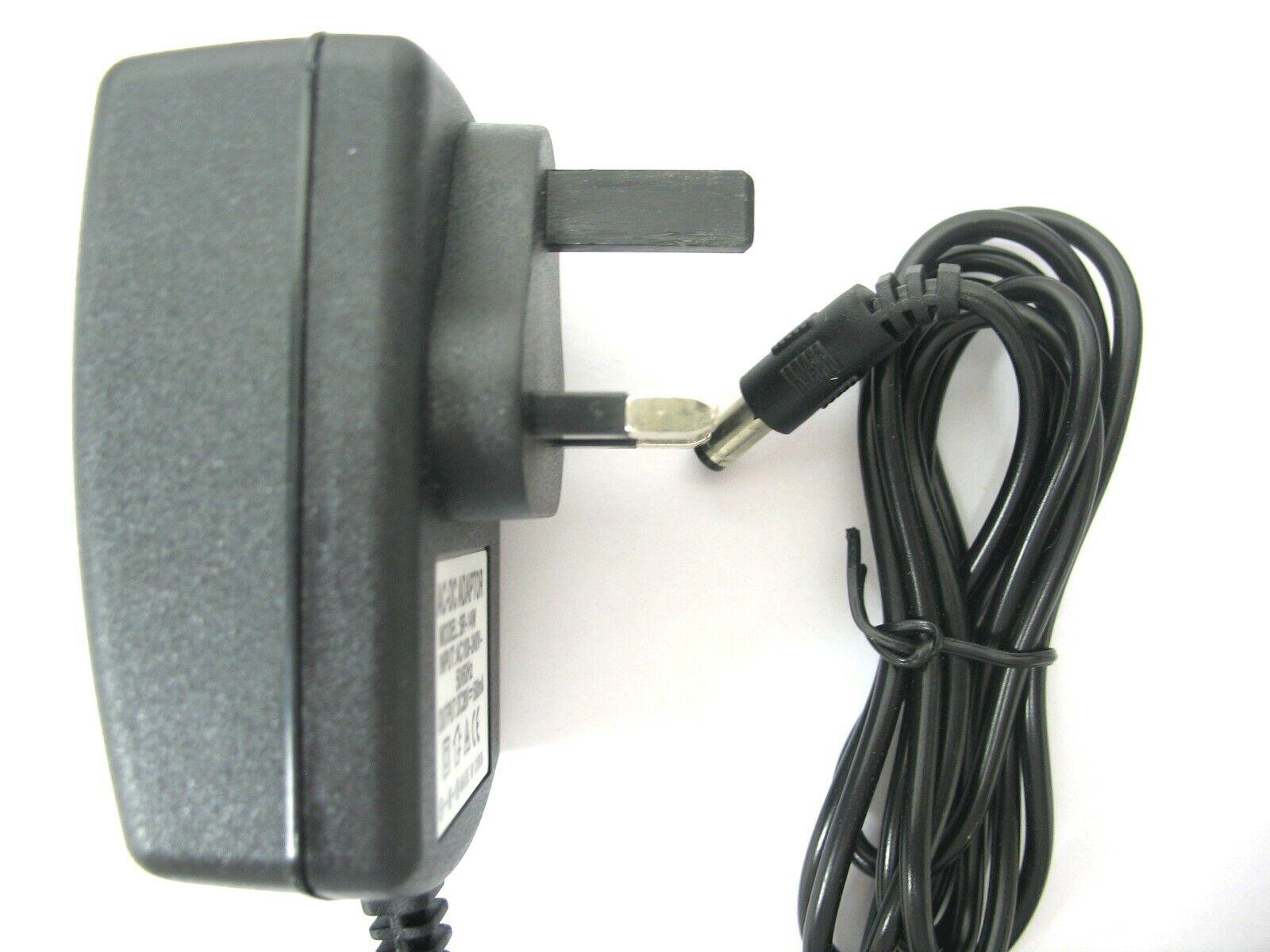 0.5 amp 23 volt AC-DC Mains Regulated Power Adaptor/Supply/Charger (11.5 watt)