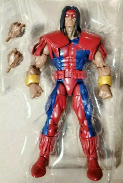 Marvel Legends STRONG GUY BAF WAVE WARPATH 100% COMPLETE!!! NO BAF PART!!!