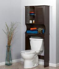 Bathroom Cabinet Over Toilet E Saver Storage Oraganizer Furniture Shelf New