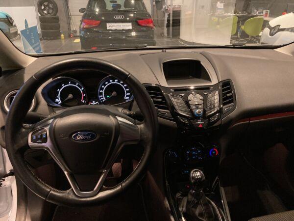 Ford Fiesta 1,0 SCTi 125 Titanium billede 7