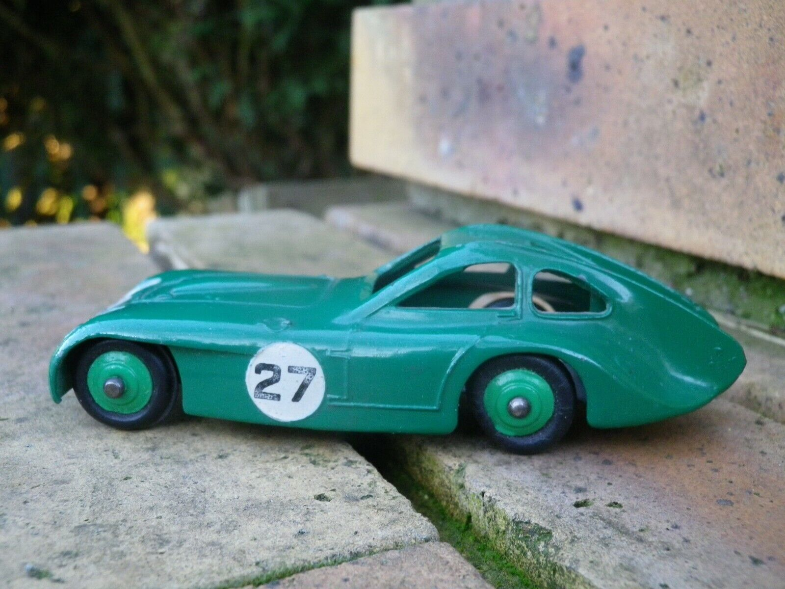 DINKY TOYS 163 BRISTOL 450 MADE IN ENGLAND 1955 comme neuf, sans boite