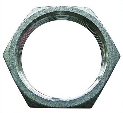 "1/"" BSP LOCK NUT STAINLESS B6-00350 Lock Nut BSPP"