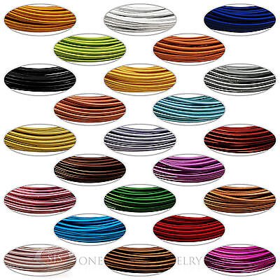 Colorful Aluminum Craft Wire 12 Gauge Thickness 39 Feet Long Jewelry Floral