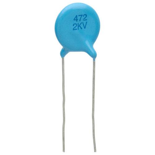 1000volt  See Variation List High Voltage Ceramic Disc Capacitors