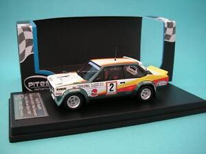 FIAT-131-ABARTH-CARDIN-RALLY-VILLA-GIJON-1981-1-43-NEW-TROFEU-PITES-PM-R006