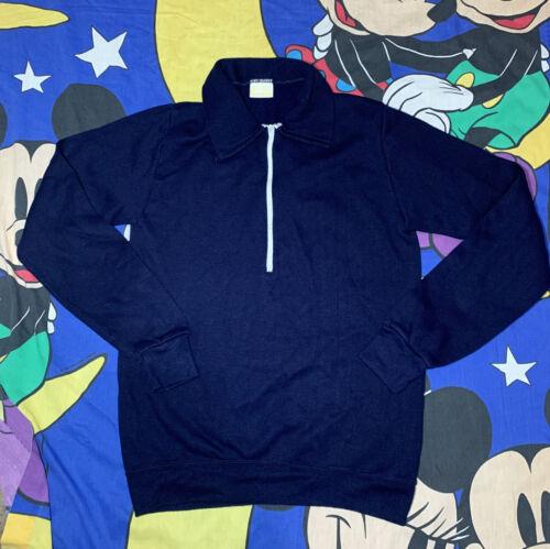VIntage 60s, 70's Half Zip Sweater Kings Road Sear