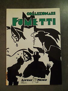 LITTLE-NEMO-CATALOGO-COLLEZIONARE-FUMETTI-ANNO-V-n-2-1995