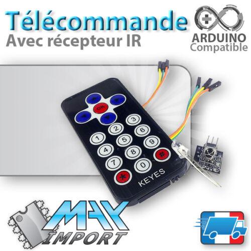 arduino infrared receiver remote Kit multimedia ir remote