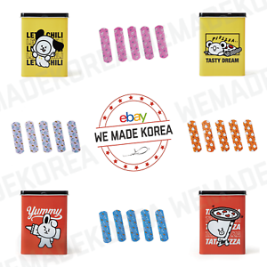 BT21-Character-Kids-Bandage-50-Sheets-7types-Bite-Collection-Authentic-K-POP-MD