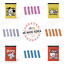 BT21-Character-Kids-Bandage-50-Sheets-7types-Bite-Collection-Authentic-K-POP-MD miniature 1