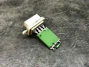 2005-VAUXHALL-MERIVA-vita-Riscaldatore-Blower-Motore-Ventilatore-Resistore