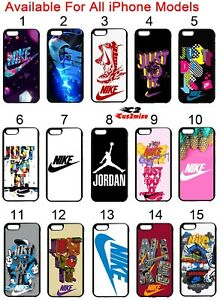 Details about Nike iPhone 6s iPhone 6 iPhone 7 7+ Case iPhone x 5s 5 8 8 +  Plus Case Cover
