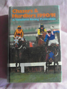 Details about Chasers and Hurdlers 1990-1991 (Horse Racing form book) Very  Good Condition!