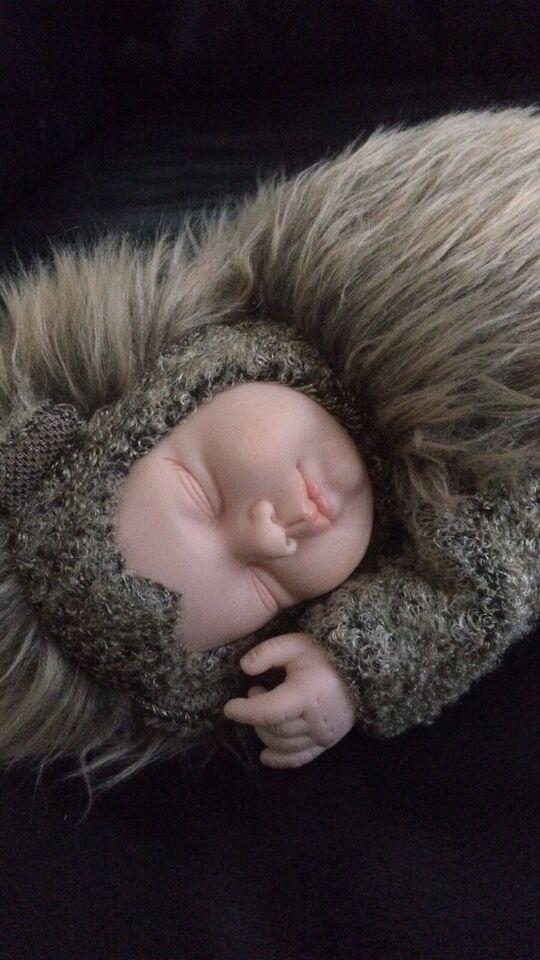 Andet legetøj, Anne Geddes baby dukke, Anne Geddes