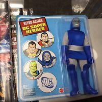 Mattel Dc Super Heroes Mego Retro Darkseid Figure Never Opened Jla Batman