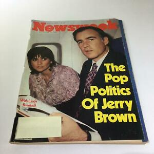 Newsweek-Magazine-April-23-1979-The-Pop-Politics-Of-Jerry-Brown