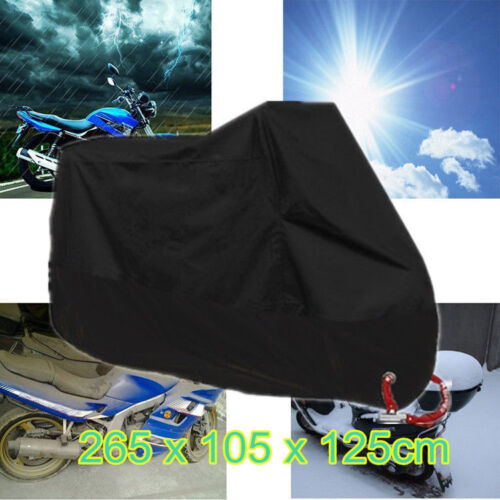 XXL 190T Motorcycle Cover For Yamaha V-Star XVS 1100 1300 650 950 Custom Classic