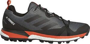 Dettagli su ADIDAS Terrex skychaser LT GTX Uomo Trail Scarpe da corsa grigio mostra il titolo originale