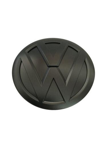 VW Zeichen Schwarz Hinten T-Roc A1 Emblem R-Line Sport Style 4Motion TSI TDI DSG