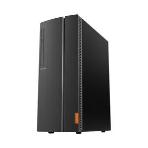 Lenovo 90J00078US IdeaCentre 510A Ryzen 3 3200G 3.6GHz 8GB RAM 1TB HDD Win 10