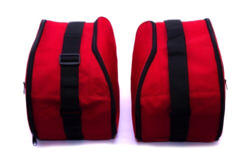 Kofferauskleidung Gepäck Taschen für Yamaha FJR1300 TDM900 Beste Qualität Paar