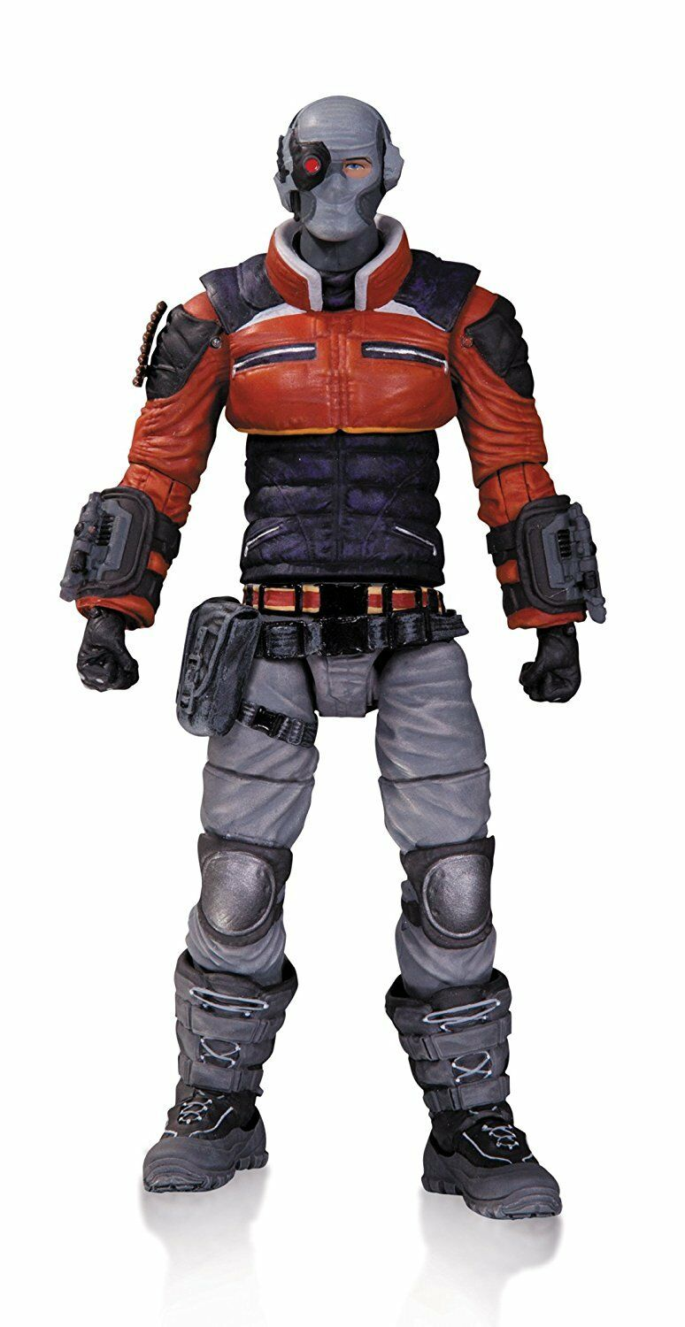 DC Collectibles Batman Arkham Origins 2 Deadshot Figura de Acción Series