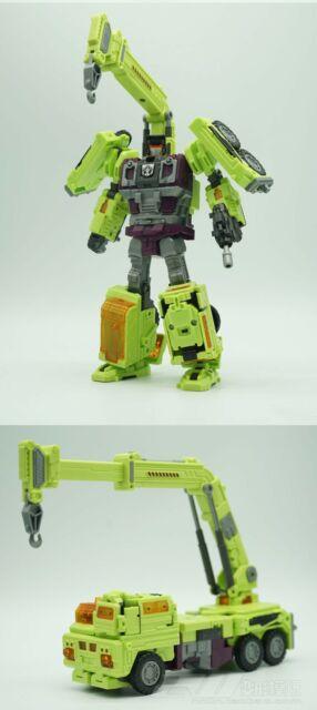 Transforms Devastator 6 In 1 Action Figure NBK GT Cool Kid Toy in Stock 38cm