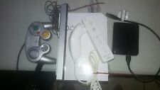 FULLY MODDED WII NES CLASSIC SNES GENESIS GAMECUBE N64 GB GBC TG16  500gb HDD!
