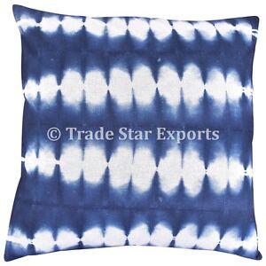 Indigo-Cotton-Pillow-Covers-Indian-Tie-Dye-Boho-Cushion-Shibori-Throw-Pillowcase