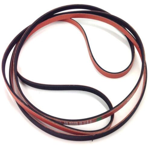 "5 Rib Dryer Belt Check Model Fit List Below Genuine OEM Maytag 91 5//8/"""