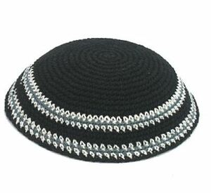 Sammeln & Seltenes Klassische religiöse Schädeldecke Israel Kippa Kopfbedeckung jüdische Jarmulke