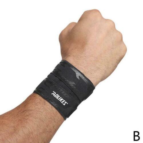 Thin Wrist Wraps Wristband Bandage For Basketball Tennis Hand Wrist R2G6