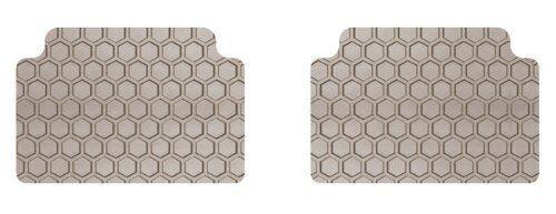 Intro-Tech Hexomat Car Floor Mats Carpet Front Rear For VOLKSWAGEN 73-74 Thing