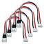 Balanceador-adaptador-cable-JST-xh-a-eh-kokam-2s-3s-4s-5s-6s-20cm-bateria-prorroga miniatura 15