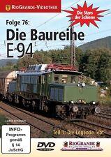 DVD Stars der Schiene 76 - Die Baureihe E 94 - Teil 1: Die Legende lebt