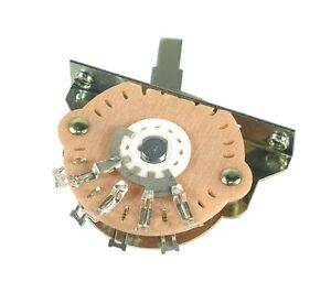 Oak-Grigsby-Lever-Switch-for-Fender-Guitars-Various-Types