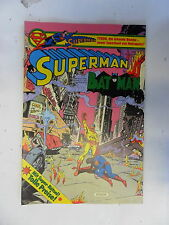 1 x Comic  Superman Batman  Nr.17    mit Sammel Ecke  (Aug 1983)    Z. 2