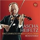 Jascha Heifetz: The Complete Stereo Collection, Remastered (2016)