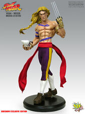Sideshow POP Culture Shock EX VEGA STREET FIGHTER 1/4 scale statue bloody claw