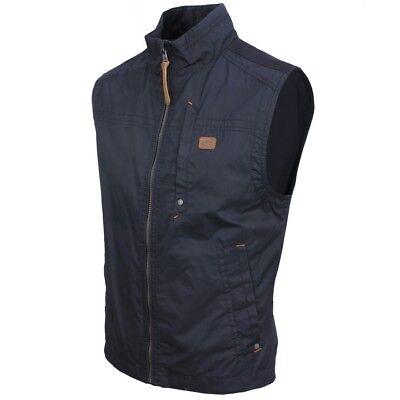 Camel Active Men's Outdoor Vest Sleeveless Navy 7579 460660 44   eBay