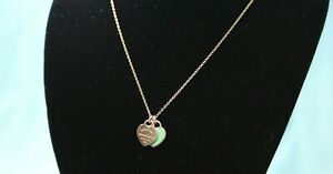 Tiffany-amp-Co-Mini-Double-Heart-Tag-Pendant-with-16-Inch-Link-Chain