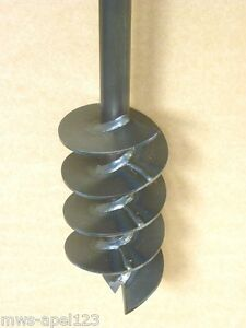 forage en t te 120 mm tari re main puits tariere perceuse de puits ebay. Black Bedroom Furniture Sets. Home Design Ideas