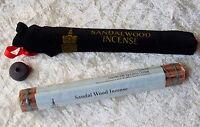SANDALWOOD &JUNIPER TIBETAN NEPALESE INCENSE DHOOP MEDITATION FENG SHUI - 2 PACK