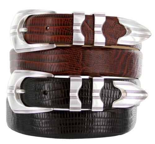 "1-1//8/"" Wide The Ventura Italian Calfskin Genuine Leather Designer Dress Belts"