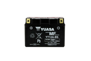 Bateria-YT12A-BS-12v-10ah-Yuasa-Aprilia-Tuono-v4r-aprc-2011-2013