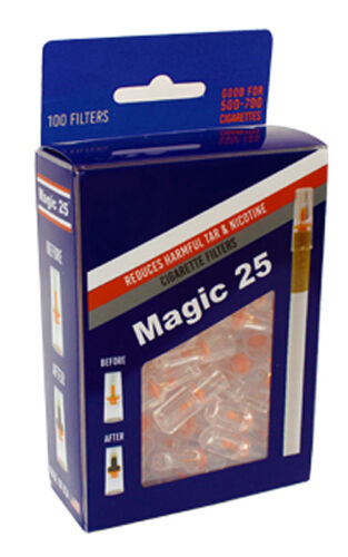 MAGIC25 100 FILTERS VALUE PACK