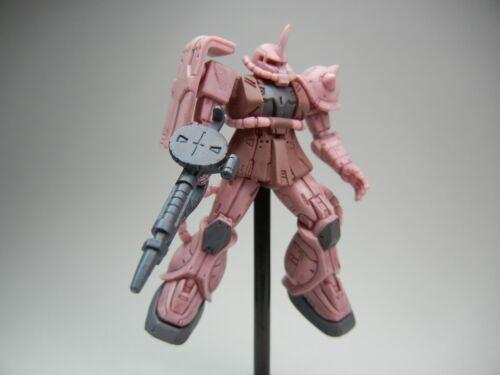 "Gundam Gashapon S.O.G 1//300 Series /""MS-06S Char/'s ZAKUⅡ /"" Figure BANDAI"