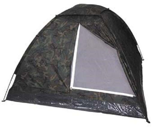MFH Tenda militare da campeggio escursioni Tent Tent Tent Monodom 32103T Woodland 759948