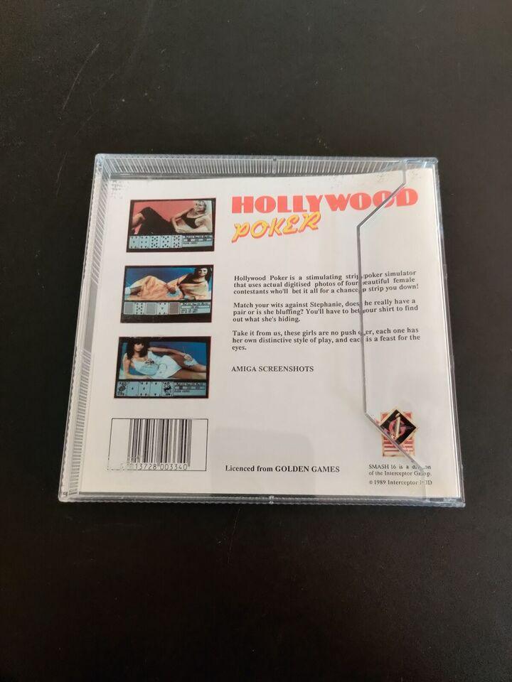 Hollywood poker, Amiga