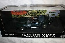 """Autoart 73519 Jaguar XK SS """" Steve McQeen """" neu in der OVP M 1:18"""